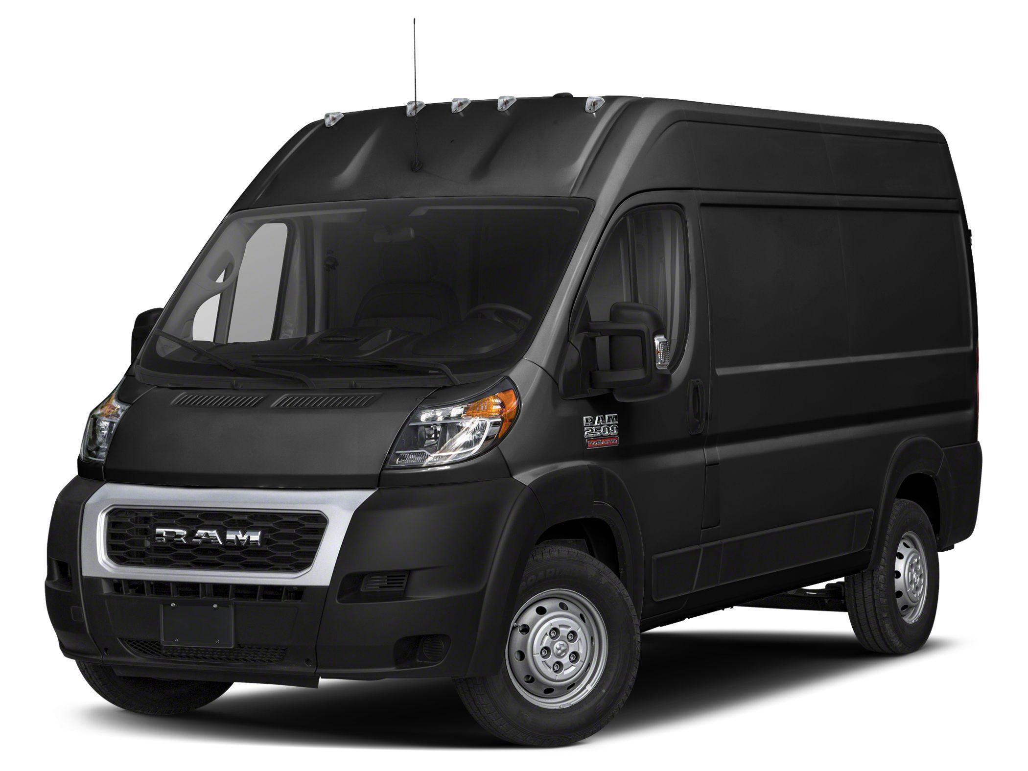 2021 Ram ProMaster 2500 Cargo Van
