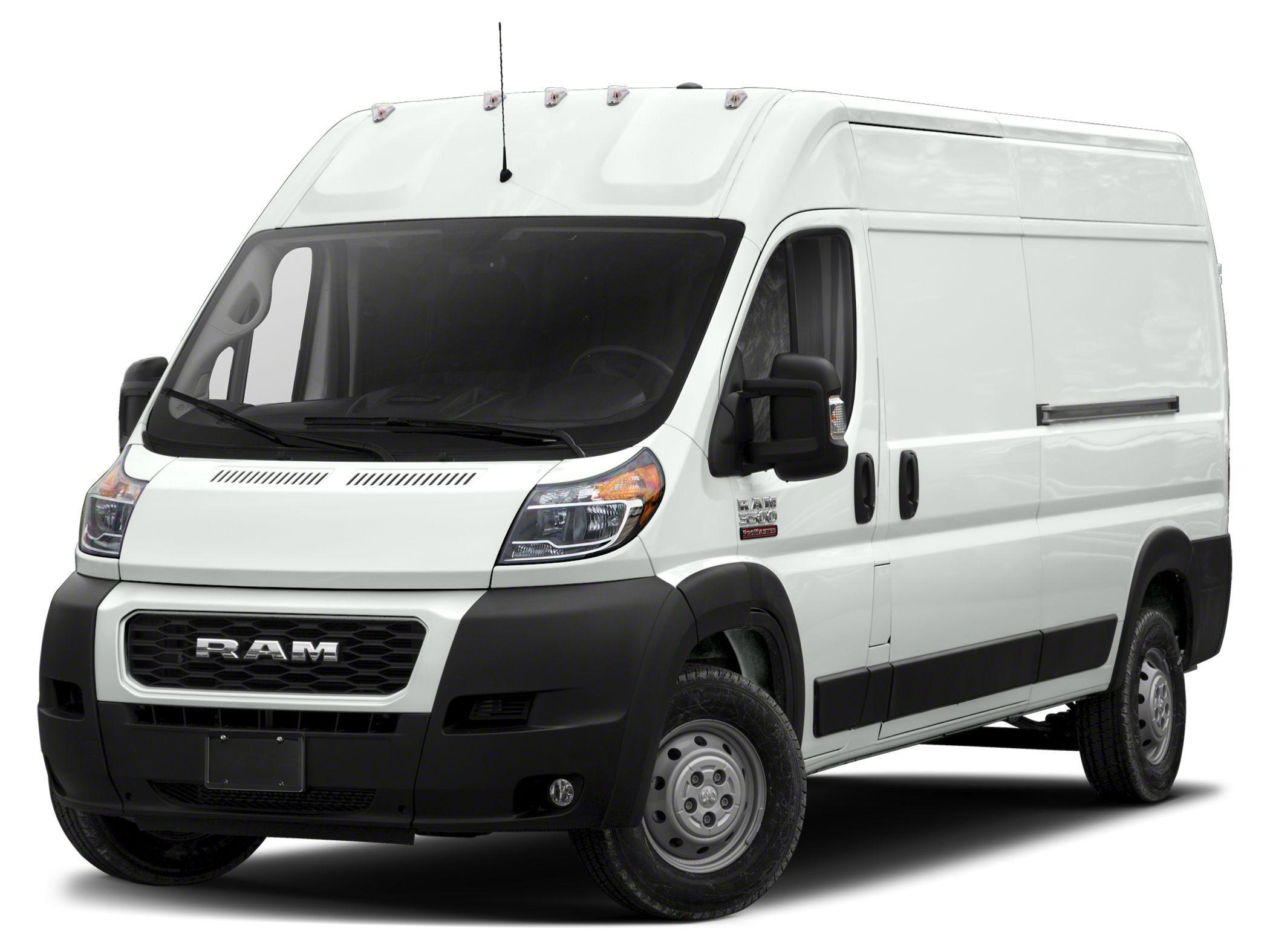 2021 Ram ProMaster 3500 Cargo Van