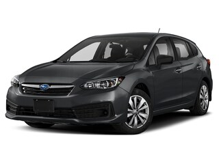 New 2021 Subaru Impreza Base Trim Level 5-door