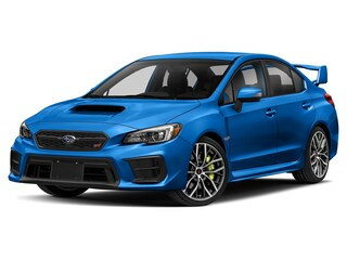 New 2021 Subaru WRX STI Sedan Fresno, CA