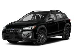 2021 Subaru Crosstrek Sport SUV Crystal Black Silica in Pittsfield, MA