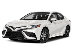 2021 Toyota Camry SE Sedan for sale in Hollywood, CA