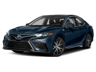 New 2021 Toyota Camry SE Sedan for sale in Dodge City, KS