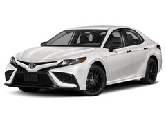 New 2021 Toyota Camry SE Nightshade Sedan For Sale in Toledo, OH