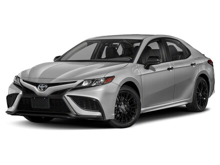 Featured New 2021 Toyota Camry SE Nightshade Sedan for sale near you in Albuquerque, NM