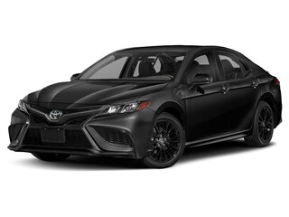 New 2021 Toyota Camry SE Nightshade Sedan Sandusky