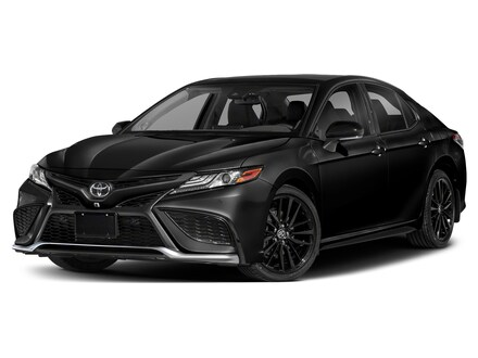 Featured New 2021 Toyota Camry XSE Sedan for sale in Corona, CA
