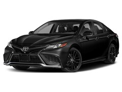 New 2021 Toyota Camry XSE Sedan near Dallas, TX