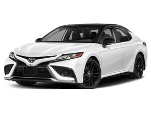 2021 Toyota Camry XSE Sedan T34720