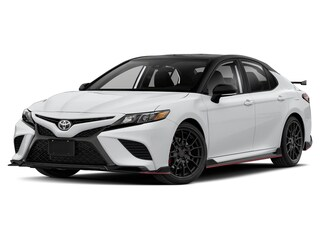 2021 Toyota Camry TRD V6 Sedan
