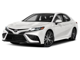 New 2021 Toyota Camry SE Sedan in Marietta, OH