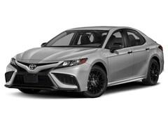 New 2021 Toyota Camry SE Nightshade Sedan T7542 Plover, WI