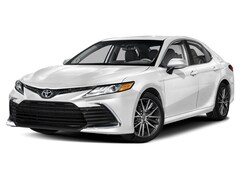 2021 Toyota Camry XLE Sedan
