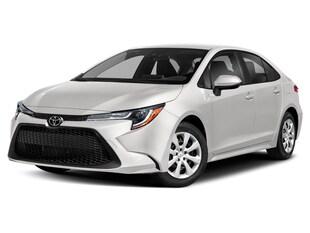 2021 Toyota Corolla LE Sedan for sale in Hollywood, CA