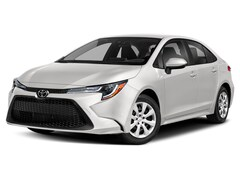 New 2021 Toyota Corolla LE Sedan near Dallas, TX