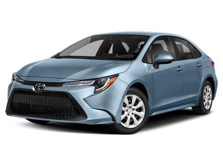 2021 Toyota Corolla LE Car