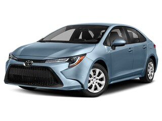 New 2021 Toyota Corolla LE Sedan in Charlotte
