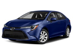 new 2021 Toyota Corolla LE Sedan for sale in Marietta OH