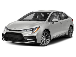 New 2021 Toyota Corolla SE FWD for Sale in Streamwood, IL
