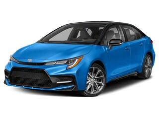 New 2021 Toyota Corolla SE Sedan Redding, CA
