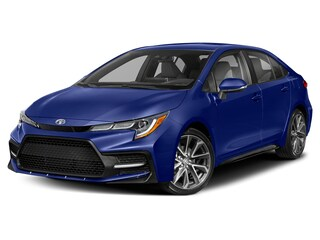 New 2021 Toyota Corolla SE Sedan 210025 for sale in Thorndale, PA