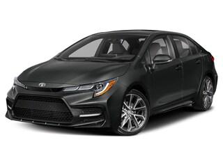 New 2021 Toyota Corolla SE Sedan for sale near you in Colorado Springs, CO