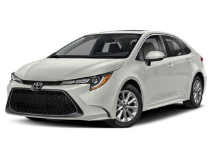 2021 Toyota Corolla XLE Sedan
