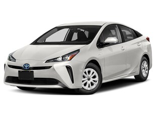 2021 Toyota Prius LE Hatchback T33553