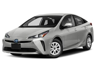 2021 Toyota Prius LE Hatchback T34949