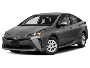 2021 Toyota Prius LE Hatchback T34952