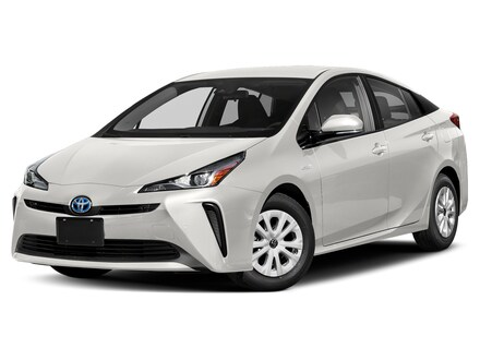 2021 Toyota Prius 20th Anniversary Edition FWD