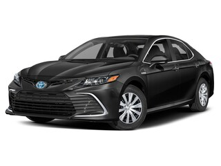 New 2021 Toyota Camry Hybrid LE Sedan for sale near you in Wellesley, MA