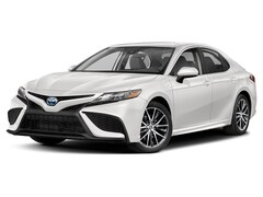 New 2021 Toyota Camry Hybrid SE Sedan for sale in Fresno