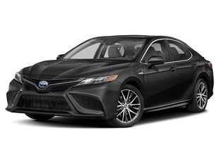 2021 Toyota Camry Hybrid SE Sedan for sale in Hollywood, CA