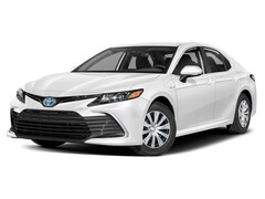 New 2021 Toyota Camry Hybrid XLE Sedan for sale in Sumter, SC