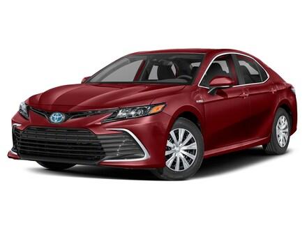 2021 Toyota Camry Hybrid XLE Car