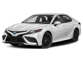 2021 Toyota Camry Hybrid XSE Sedan For Sale in Redwood City, CA