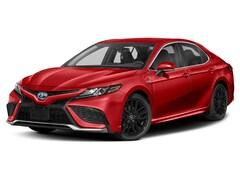 2021 Toyota Camry Hybrid Hybrid XSE Sedan