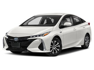 New 2021 Toyota Prius Prime XLE Hatchback for sale near you in Boston, MA