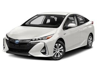 2021 Toyota Prius Prime Limited Hatchback JTDKAMFPXM3165785