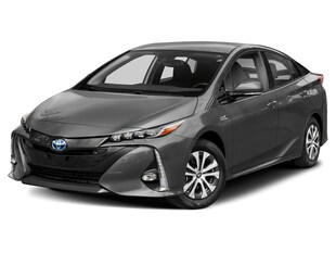 2021 Toyota Prius Prime Limited Hatchback T33515