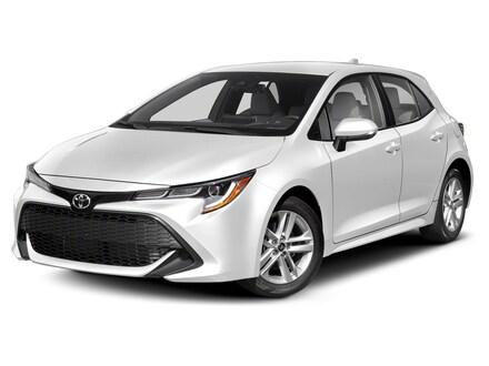 2021 Toyota Corolla Hatchback JTND4MBE8M3122546