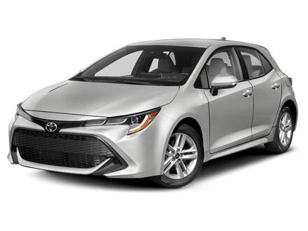 2021 Toyota Corolla Hatchback JTND4MBE0M3118765