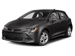2021 Toyota Corolla Hatchback SE Hatchback