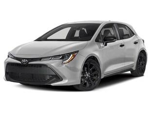 2021 Toyota Corolla Hatchback Nightshade Hatchback T33167