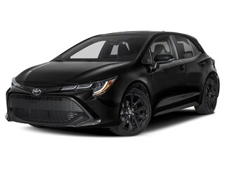 2021 Toyota Corolla Hatchback Nightshade Hatchback for Sale near Baltimore