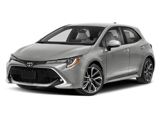 New 2021 Toyota Corolla Hatchback XSE Hatchback JTNA4MBE2M3107947 for sale in Salem, OR at Capitol Toyota