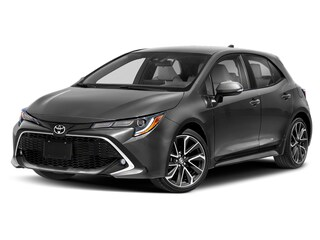 New 2021 Toyota Corolla Hatchback XSE Hatchback for sale near you in Colorado Springs, CO