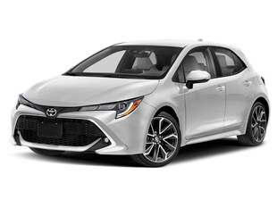 2021 Toyota Corolla Hatchback XSE Hatchback for sale in Hollywood, CA