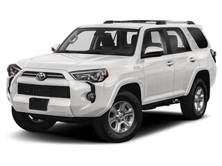 New 2021 Toyota 4Runner SR5 Premium SR5 Premium 2WD in Clearwater